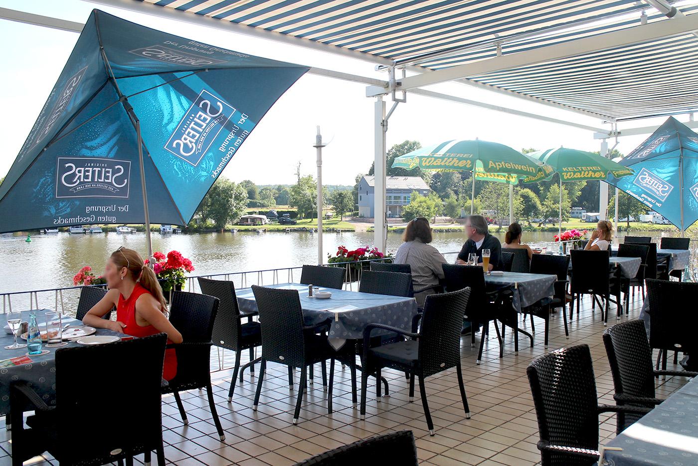Mainblick Restaurant Hanau
